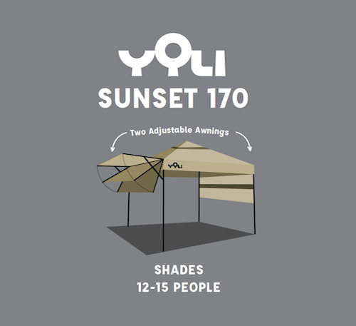 Sunset 170 Illustration